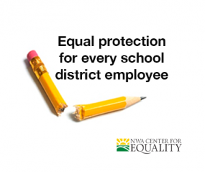 NWA Center for Equality Statement Following Bentonville School District Non-Discrimination Policy Vote
