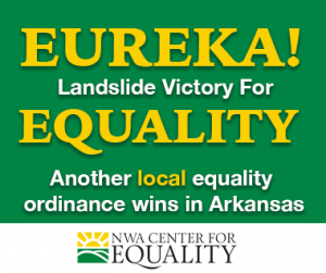 Eureka Springs Upholds Non-Discrimation Ordinance in Landslide Victory