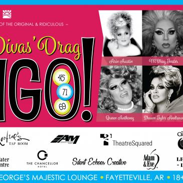 Dickson Divas' Drag Bingo