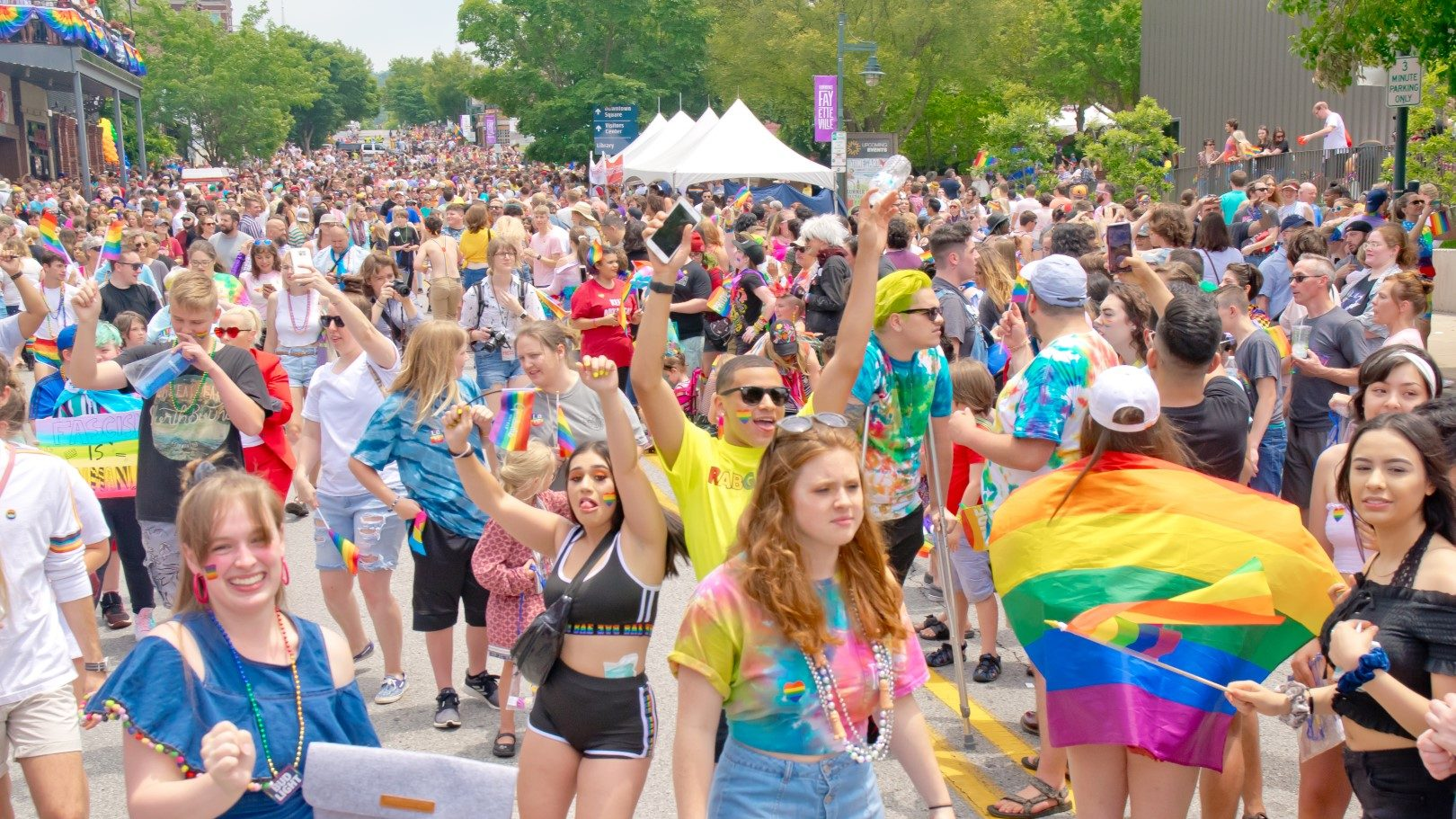Northwest Arkansas Pride 2019