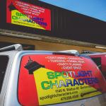 Spotlight Characters